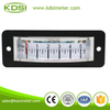 CE certificate BP-15 DC5V analog panel thin edgewise VU meter voltage display meter