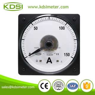Marine meter high quality LS-110 DC10V 150A panel analog voltage ampere meter