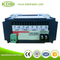 Easy installation 96*48 BE-96x48 single phase AC current meter digital ampere meter