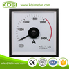 Wide angle BE-96W AC2000/1A 3times overload analog panel marine meter for current transformer
