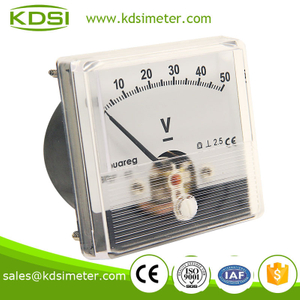 Special Meter for welding Machine BP-60N 60*60 DC50V DC Voltmeter