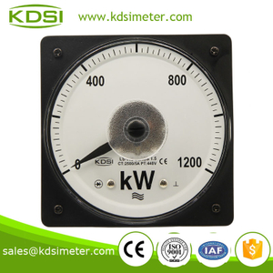 electric generator LS-110 440V 2500 / 5A 1200KW electronic wattmeter