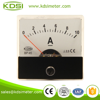Industrial universal BP-45 DC Ammeter DC10A current meter