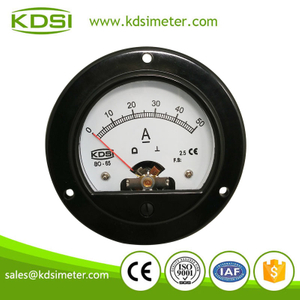 20 Years Manufacturing Experience BO-65 DC50A dc high current meter