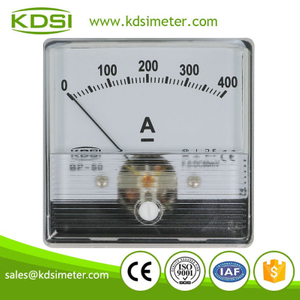 Original manufacturer high Quality BP-60N DC60mV 400A analog dc amp panel meter