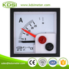 China Supplier BE-48 AC25A with red pointer analog ampere meter