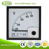 CE certificate BE-80 AC500V analog ac ammeter ac voltmeter