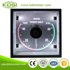 Hot sales marine meter BE-96W DC+-10V +-45 backlighting analog panel Rudder angle meter