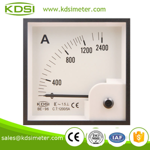 2016 new model BE-96 96*96 AC1200/5A industrial galvanometer