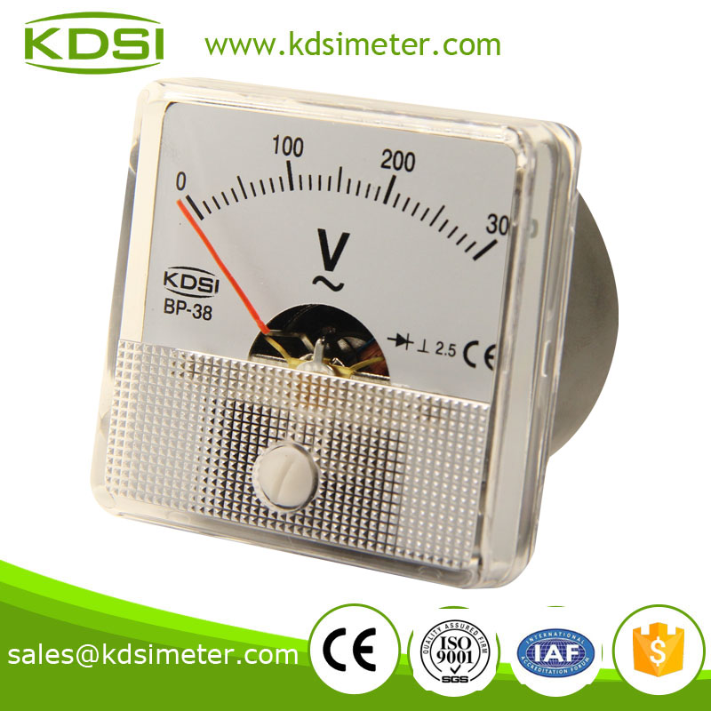 BP-38 AC Voltmeter with rectifier AC300V