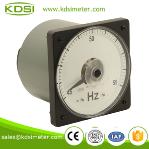LS-110 Frequency meter 110V 45-55HZ wide angle voltage frequency meter
