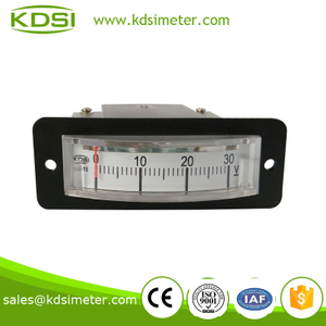 Easy operation BP-15 DC30V voltmeter analog
