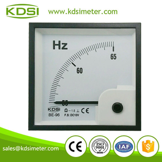 Classical BE-96 96 * 96 DC10V 55-65HZ voltage meter display frequency meter