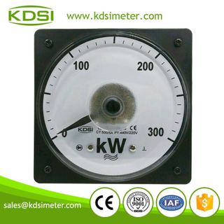 Hot Selling Good Quality LS-110 500/5A 440V/220V 300KW analog wattmeter