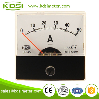Factory direct sales BP-45 DC50mV 50A analog current meter
