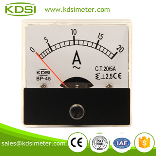 Taiwan technology BP-45 AC20 / 5A ac ampere meter