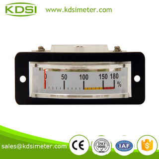 Portable precise BP-15 180% DC10V load meter