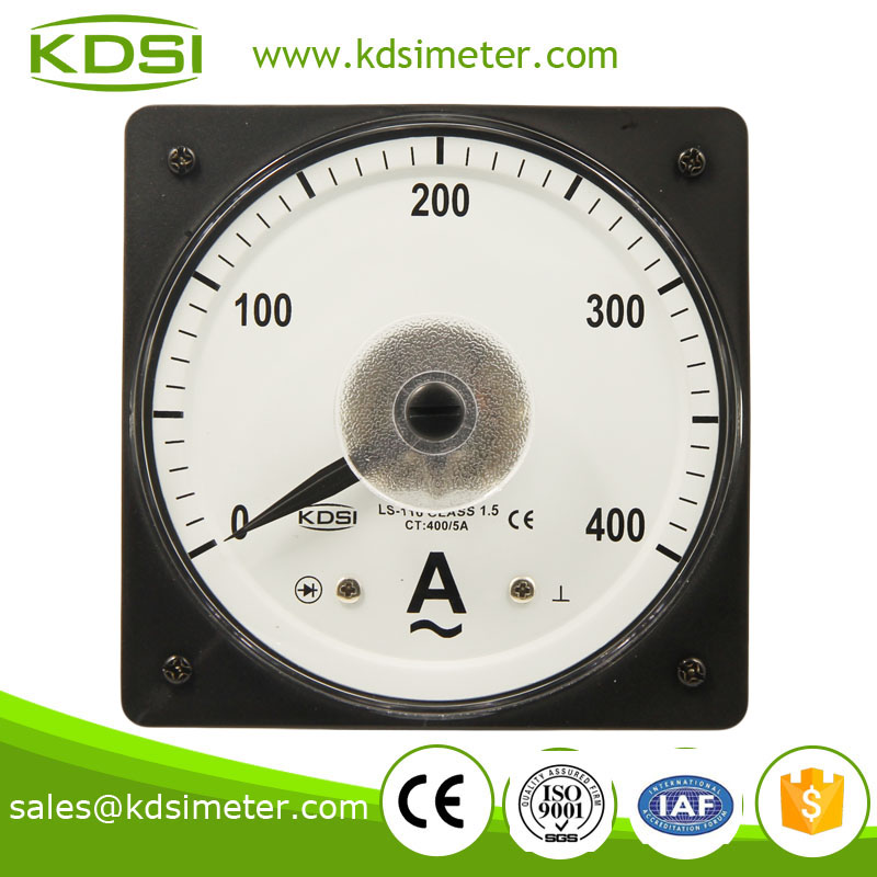 Industrial universal LS-110 110*110 AC400/5A wide angle current meter
